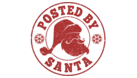 Posted by Santa